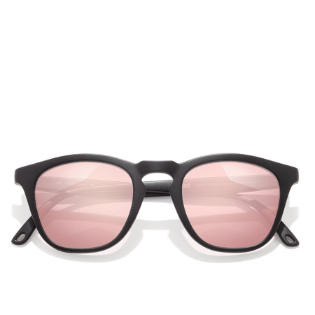Sunski Portola Sunglasses - BLACK ROSE