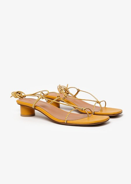 LOQ Cacao Dora Sandals - marigold