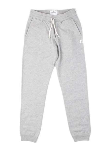 Reigning Champ Midweight Slim Sweatpant Heather Grey