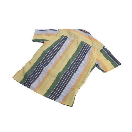 Gitman Bros. Gitman Vintage Cotton Awning Stripe Camp Shirt
