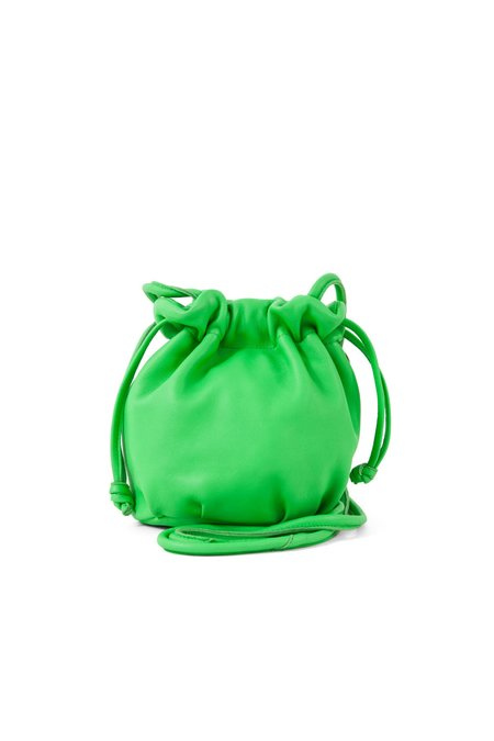 Clare V. Clare V Emma bag - Parrot Green