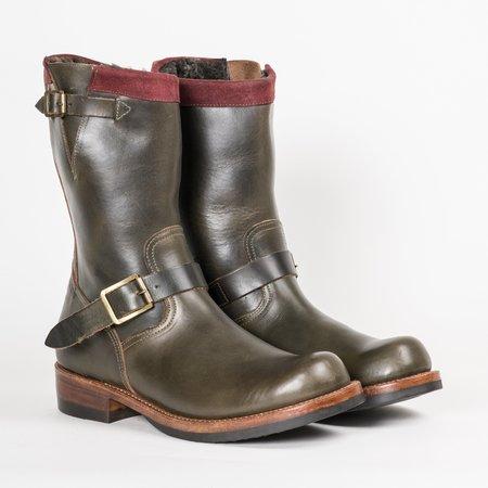Horween Chromexcel Garrison Boot  - Loden