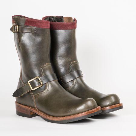 Noah Waxman Garrison Boot - Loden