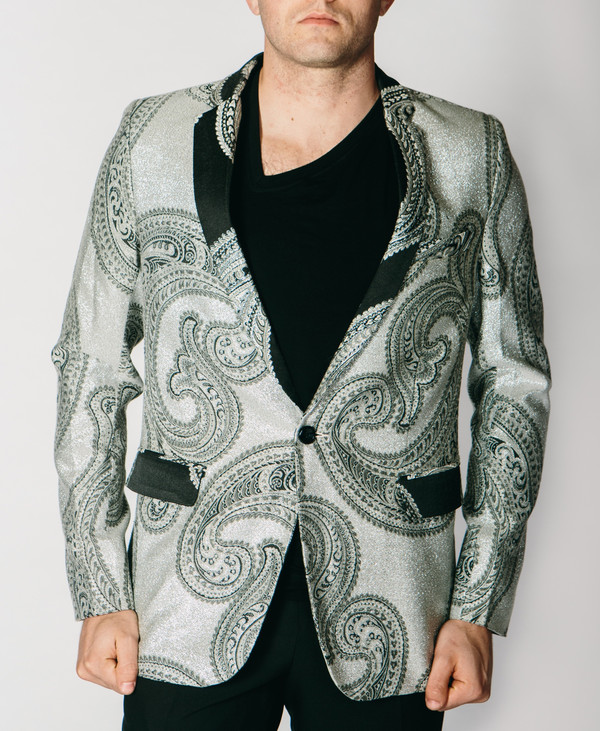 Men's Any Old Iron Pins and Needles Jacket