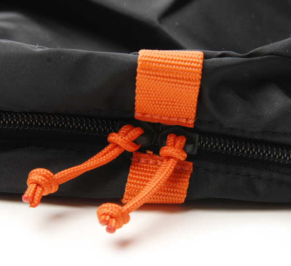 Porter Large Orange Snackpack Pouch