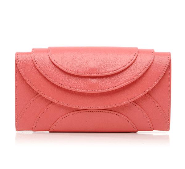 I Ro Se Rose Pink 3F Wallet