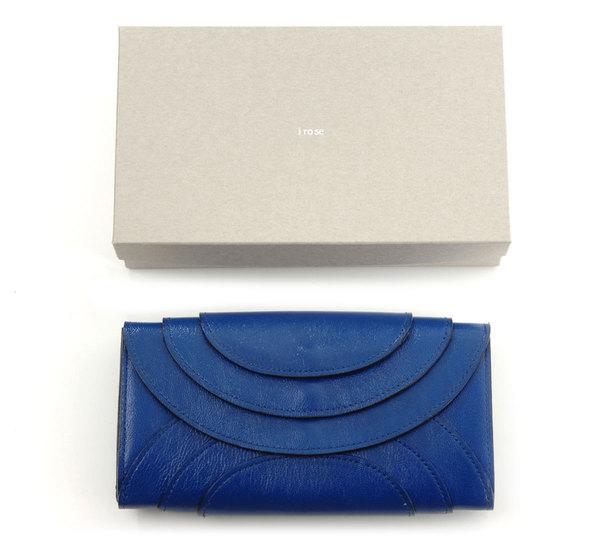 I Ro Se Blue 3F Wallet