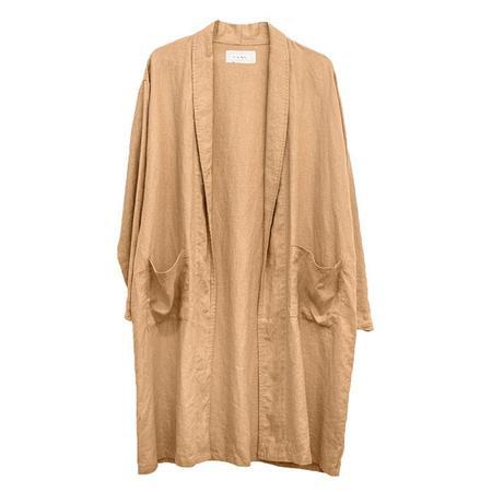 It Is Well LA Woman Duster jacket - Almond Brown