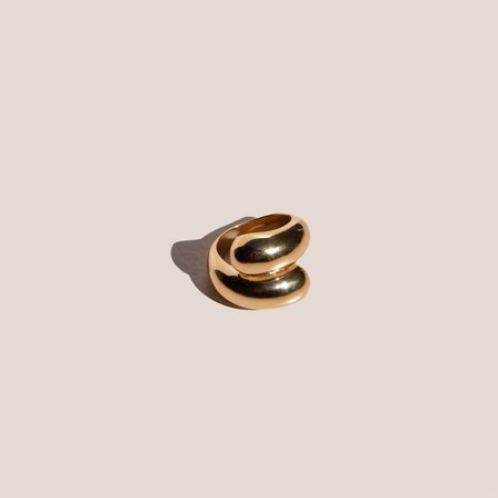 Gabriela Artigas Double Apse Ring
