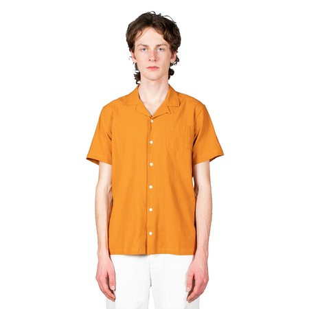 Kestin Hare Crammond Shirt - Survival Orange