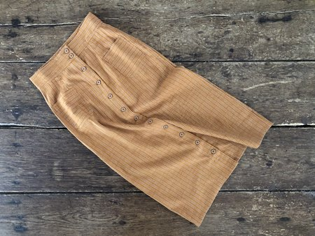 Ace & Jig Bo Skirt - Umber