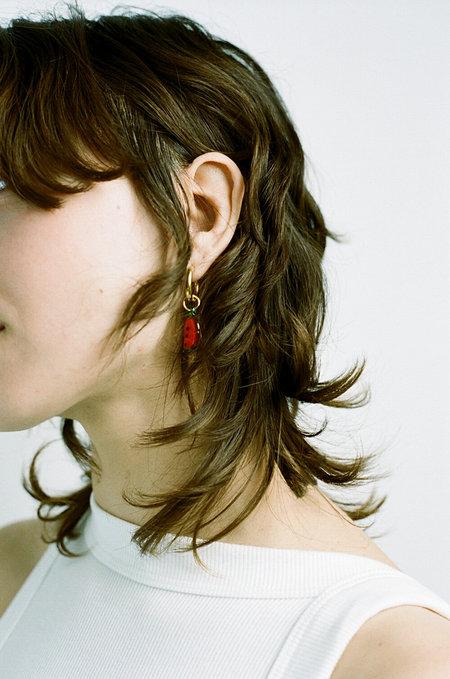 SANDRALEXANDRA Jewellery Watermelon Earrings