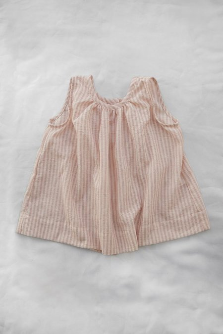 Makié Skylar Baby & Kid's Camisole - Red Pinstripe