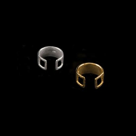 PAR ICI Solid Ring