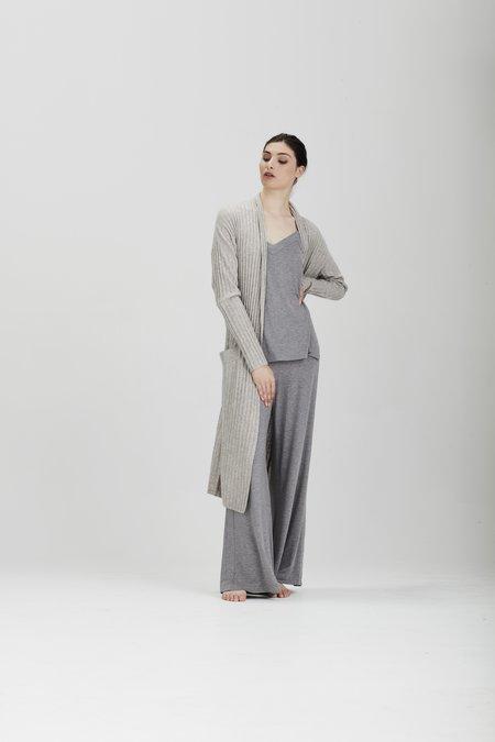 Laing Home Softly Softly Pyjama Set - Silver Marle