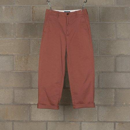 Every Condition Life Cotton Chino Pants - Brick