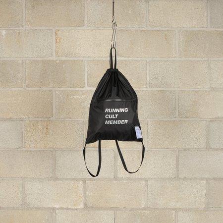 Satisfy The Gym Bag - Black