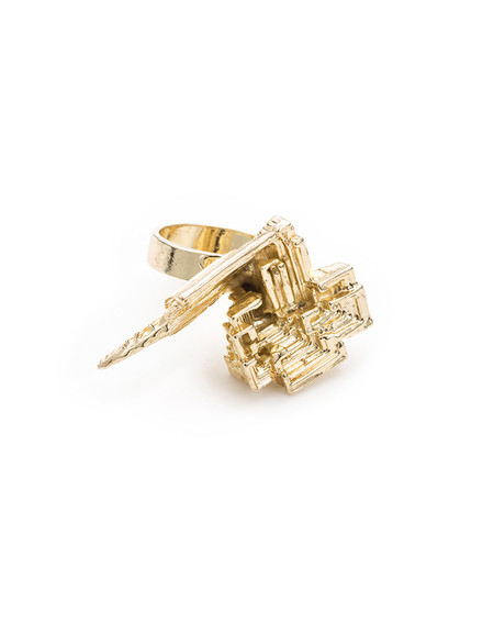 GEMMA REDUX BISMUTH RING