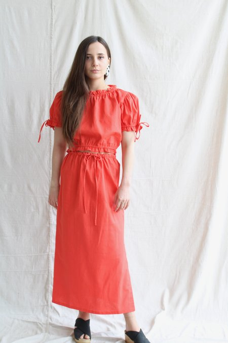 Lisa Says Gah Simone Maxi Skirt