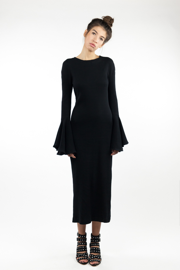 Toit Volant Mira Dress - Black