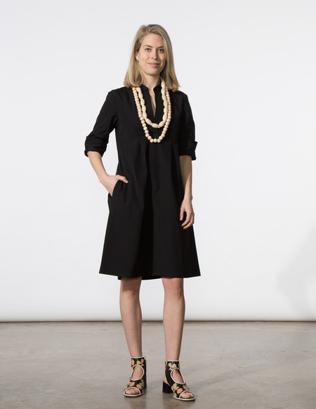 SBJ Austin Ellen Dress - Black