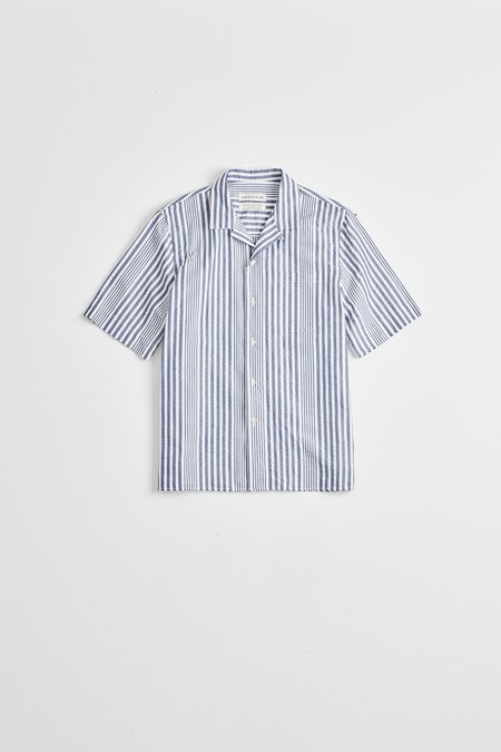 A Kind of Guise Gioia Shirt - irregular stripe