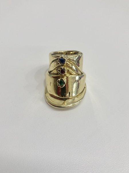 Angostura armor ring - Brass
