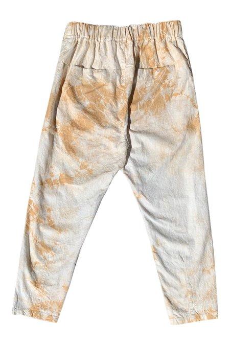 SEEKER Souk Pant in Tie Dye Okra