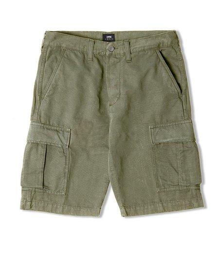 Edwin 45 Combat Cotton Ripstop Short - Khaki