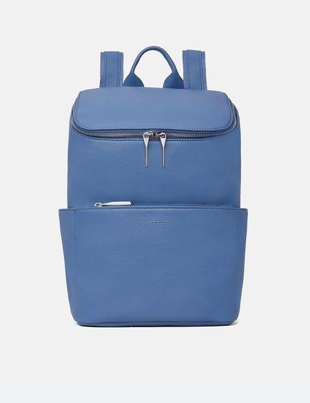 Matt & Nat Brave Backpack (Vegan Leather) - Lake Blue