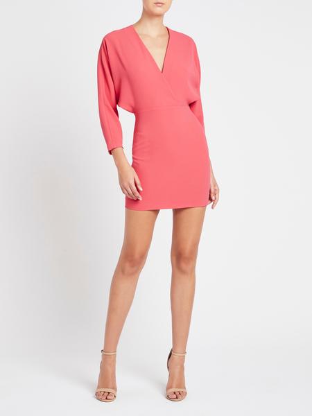 IRO Detina Dress - Hot Coral