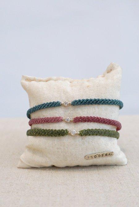 Scosha Classic Macrame Bracelet