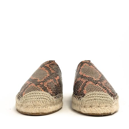 Pattino Shoe Boutique Sam Edelman Khloe Espadrille - FLAT