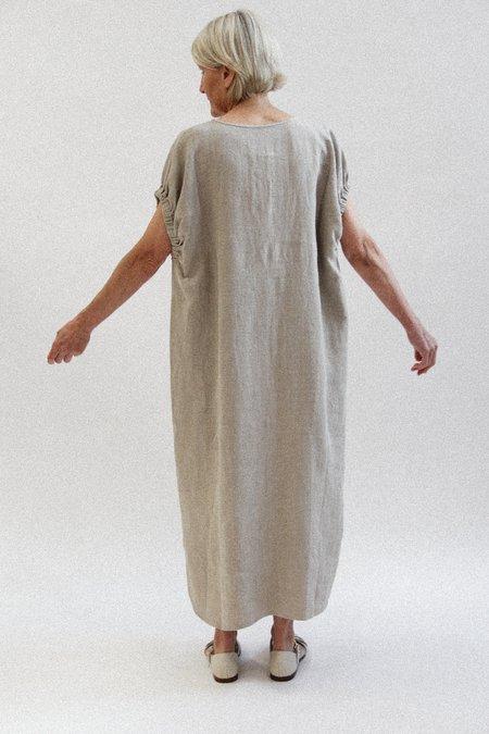 Mónica Cordera Oversized linen dress
