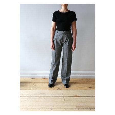 HOPE Soft Trouser - Grey Melange