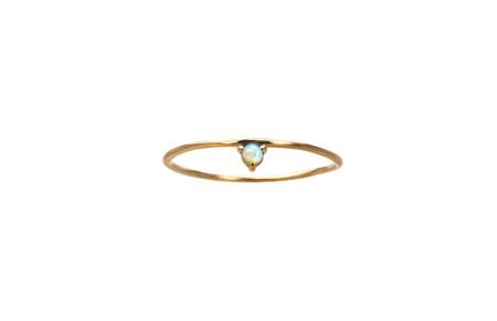 WWAKE One-Step Opal Ring