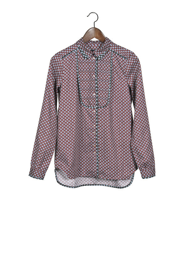 Cotelac Button Up Blouse