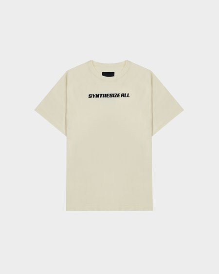 Juun.J Synthesize T-Shirt - Ivory