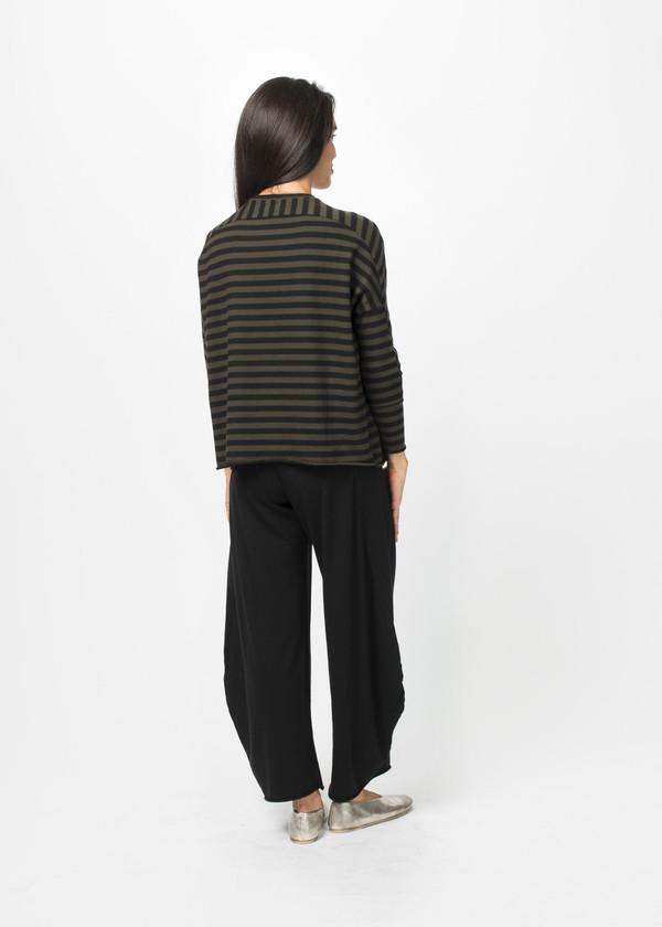 Labo.Art Agave Striped Shirt