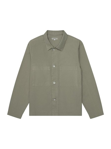 Knickerbocker Chore Shirt - Military Olive