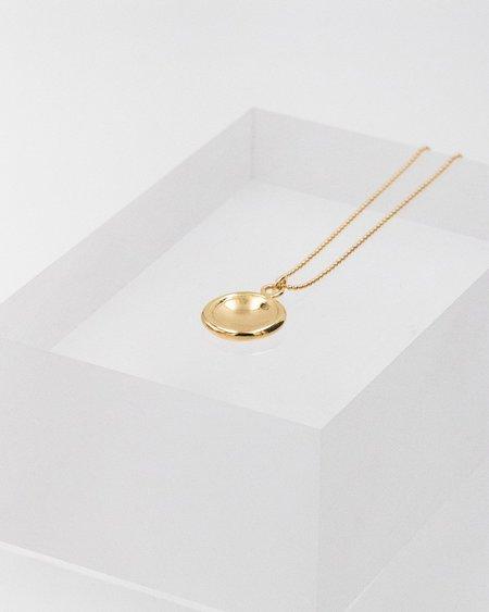 IDAMARI Eyja Necklace - Gold