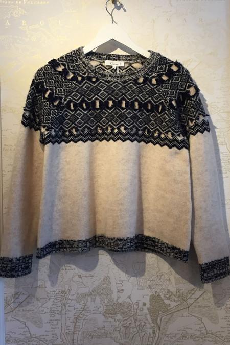 Clu Fair Isle sweater