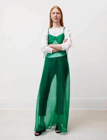 Kamperett Rae Dress - Kelly Green