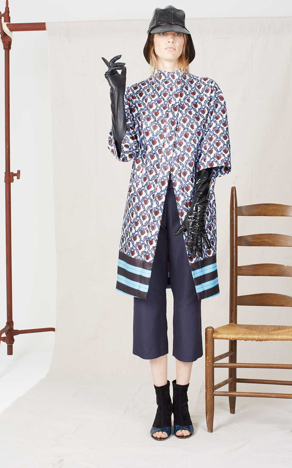 Suno - DROPPED SHOULDER COAT