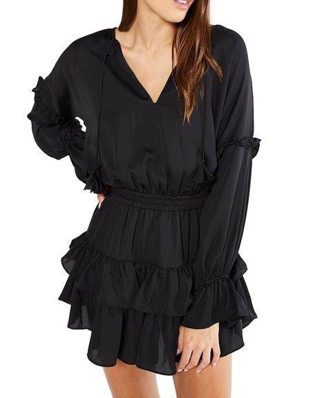Misa Los Angeles Amalya Dress - Black