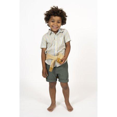 simple kids salvador short - green
