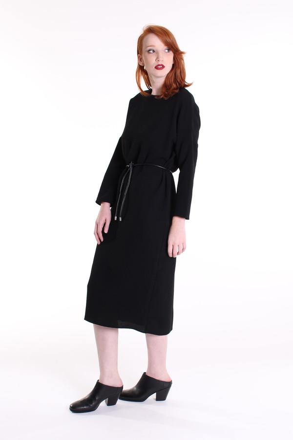 Steven Alan Dawn dress in black