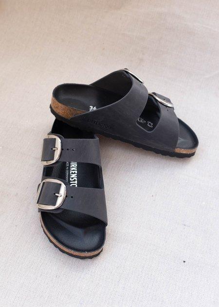 Birkenstock Arizona Big Buckle Sandals - Black