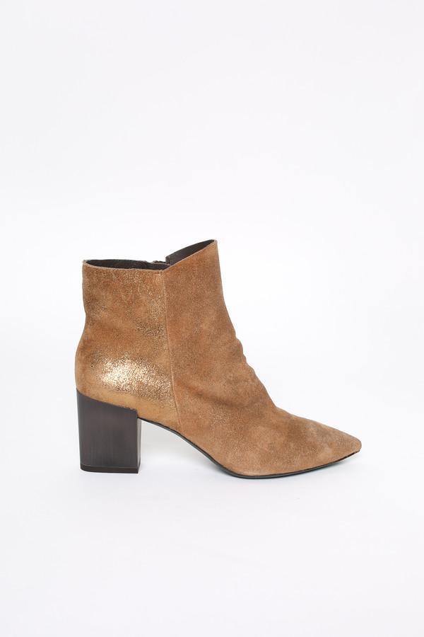 Coclico Joy boot in metal bronze
