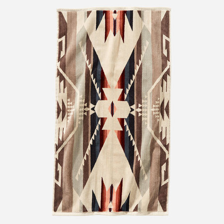 Pendleton Bath Towel Set - White Sands